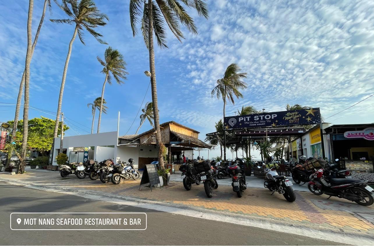 Cho thuê Kiot Phố ẩm thực ở Mũi Né (food court), 60m mặt biển, đường Nguyễn Đình Chiểu